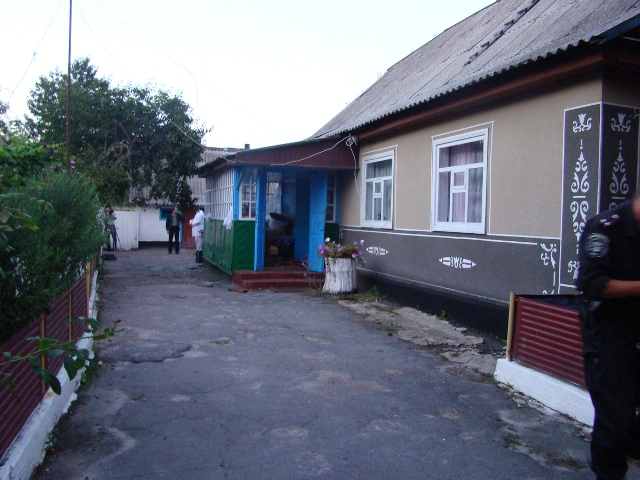 У Новоград-Волинському районі 72-річний тесть застрелив  зятя через побутовий конфлікт