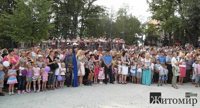 В Коростені з'явився новий пам'ятник. ФОТО