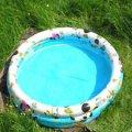 В Малинському районі дитина потонула в надувному басейні