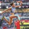 Україна здобула на Олімпіаді медаль у потрійному стрибку