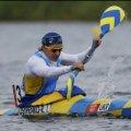 Веслування. Інна Осипенко-Радомська виграє срібло в байдарці-одиночці
