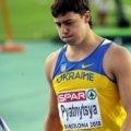 Українець виборов третє срібло