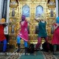 У Росії розігнали акцію в підтримку Pussy Riot. ВІДЕО
