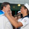 Янукович мріяв бути шахтарем і артеківцем. ВІДЕО
