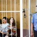 Суд визнав дівчат з Pussy Riot винними
