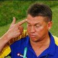 На матч проти Англії Блохін не викликав Алієва, Мілевського та Селезньова