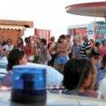 Боса неаполітанської мафії застрелили на пляжі на очах у туристів