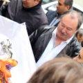 Депутати влаштували похорон під судом Тимошенко. ВІДЕО