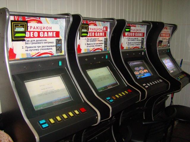 Ігрові автомати харків 2016