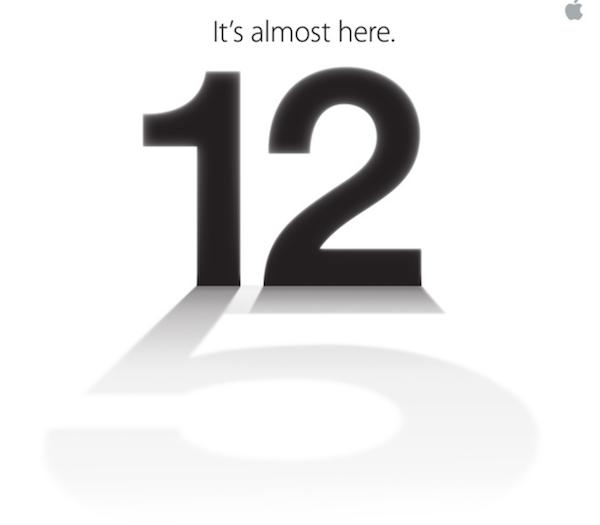 12 вересня Apple представить iPhone 5