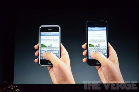 iPhone 5: Apple презентувала новий смартфон. ФОТО. ВІДЕО