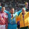 Паралімпіада. Легка атлетика. Українець переміг у штовханні ядра