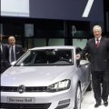 Volkswagen представив Golf VII. Відео