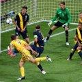 ЧЄ-2013 (U-21). Україна програла Швеції і завершує боротьбу. ВІДЕО