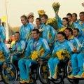 Паралімпійці тріумфально повернулися в Україну. ВІДЕО