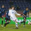 Прем'єр-ліга. 9 тур. Дніпро - Чорноморець 1:0. Переможне повернення Селезньова. ВІДЕО