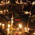 На Майдані вшанували пам'ять загиблих журналістів. ВІДЕО