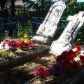 Прийшовши до могили батька, погромив кладовище. ФОТО