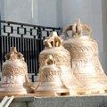 Для найвищої дзвіниці в Житомирі привезли 8 дзвонів із Донецька