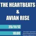 Концерт The Heartbeats & Avian Rise в Житомире