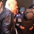Під час штурму окружкому в Первомайську Москаль зірвав з міліціонера шолом. ВІДЕО