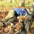 Міліція показала фото мертвого Мазурка