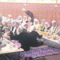 Казахи справляють весілля три дні