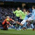 """""""Манчестер Сіті"""" вибився у лідери чемпіонату Англії. ВІДЕО"""