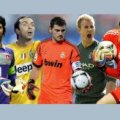 ФІФА назвала п'ятірку претендентів на звання найкращого воротаря року