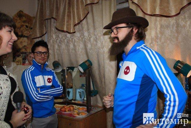 В Житомире фанатам Дзидзьо устроили конец света. ФОТО
