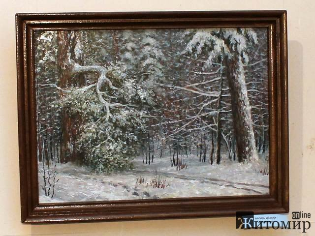 """Соковиті кавуни замість снігу. Виставка """"Різдвяна"""""""