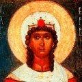 Сегодня - святой великомученицы Варвары