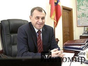 Житомирский губернатор рад паводку