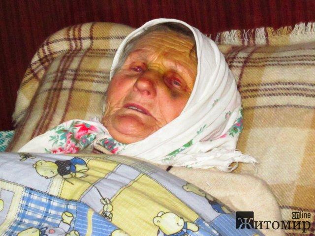 В Будычанах 24-летний парень изнасиловал 82-летнюю старушку