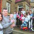 Найбільша родина живе у Великій Британії
