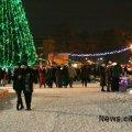 У новорічну ніч на житомирян чекає святкове дійство та феєрверк