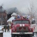 В Житомире горела «Волна». А ее взволнованные владельцы почему-то напали на журналистов