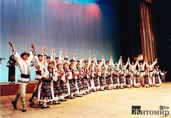 Под угрозой срыва выступ в Житомире легендарного молдавского танцевального ансамбля ЖОК