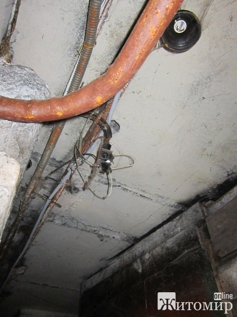 Житомирські рятувальники перевіряли підвали житлових будинків