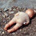 В Овручі знайшли труп немовляти
