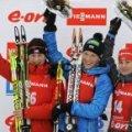 """Валя Семеренко виграла """"бронзу"""" у перс'юті на Кубку світу з біатлону. ВІДЕО"""