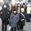 На Житомирщині переможців конкурсу на найкращу новорічну листівку звозили на екскурсію до Києва