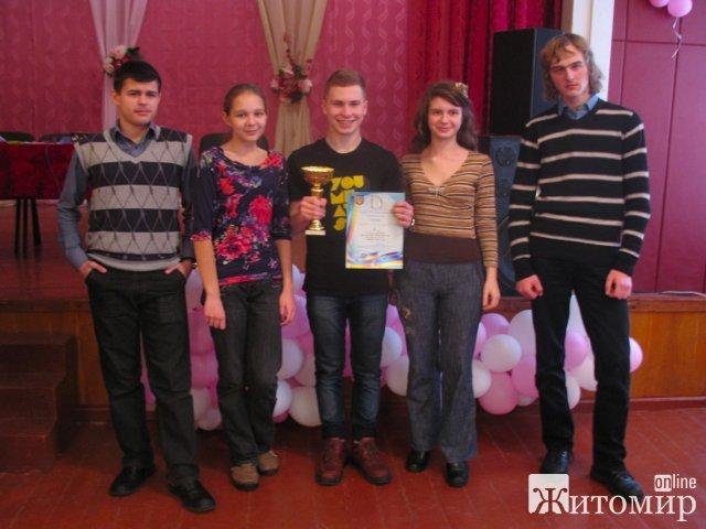 У Житомирі відбувся міський шкільний чемпіонат з гри Що? Де? Коли? ФОТО