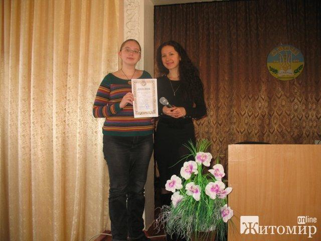 У Житомирі відбувся чемпіонат з гри «БРЕЙН-РИНГ». ФОТО