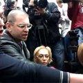 """У суді - бійка між """"Грифоном"""" і депутатами. Денисовій ламають ноги. ВІДЕО"""