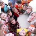 У маленькому селі на Олевщині майже кожна сім'я має від 10 до 16 дітей