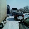 МЧСники требуют по 100 грн за освобожденную из снега машину