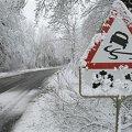 До уваги водіїв! У наступні три доби мокрий сніг, дощі та ожеледиця!