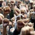 """В Житомире начинается марш """"Вставай, Украина!"""". Уже собралось 5 тысяч человек"""