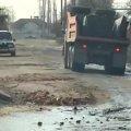 У Коростишеві через жахливу дорогу до людей не хоче їхати «швидка»